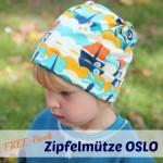 Zipfelmütze OSLO Beitragsbild quadratisch