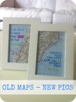 Landkarten…