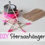 DIY – Sternanhänger