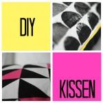 DIY – Kissenhüllen…