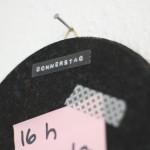 DIY – Donnerstag {To-Do Pinboard} und Lebenszeichen aus dem Chaos…