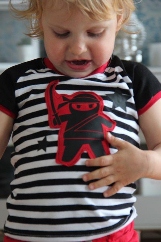 Ninja-Shirt – 18