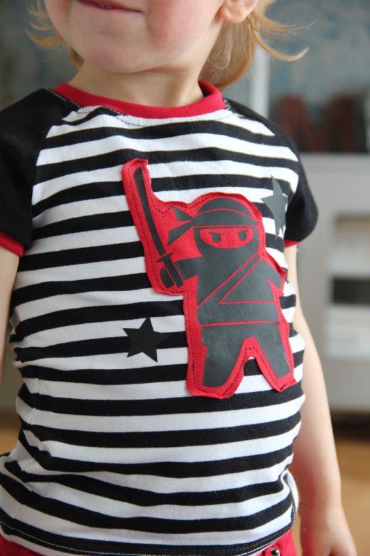 Ninja-Shirt – 19