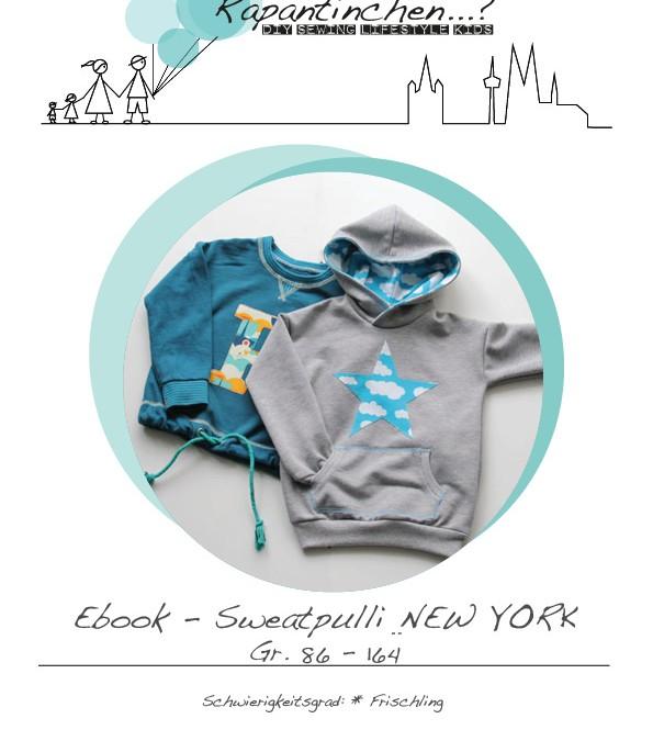 E-Book – {Sweatpulli NEW YORK}