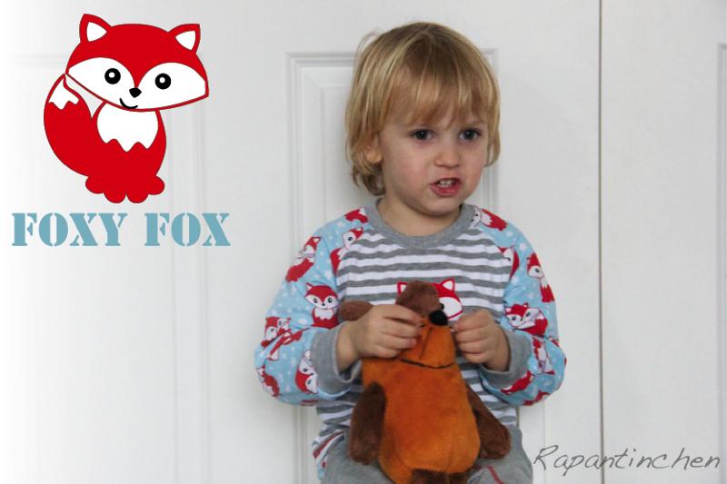 Foxy Fox Rapantinchen - 1