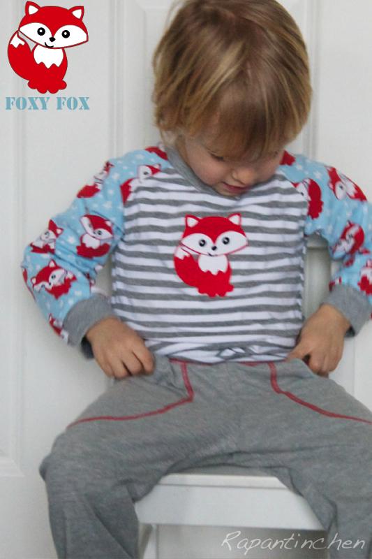 Foxy Fox Rapantinchen - 2