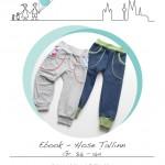 Ebook Hose TALLIN – {ab heute NEU im Shop und super für Nähanfänger}