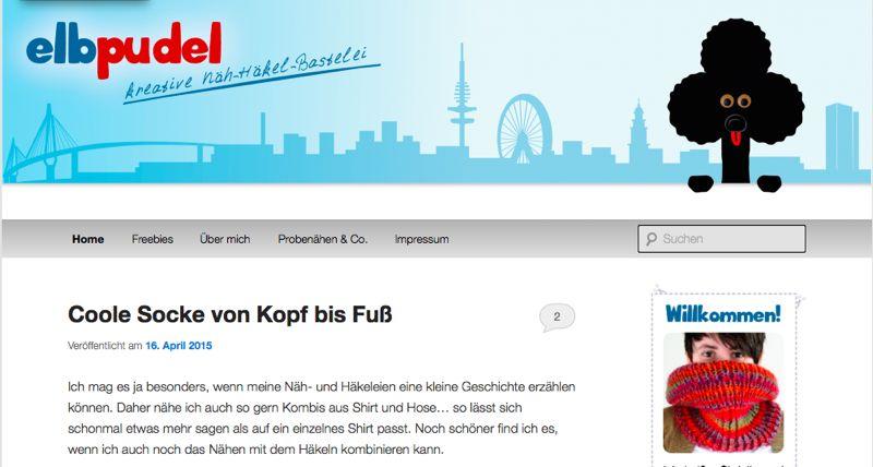 Blog Elbpudel