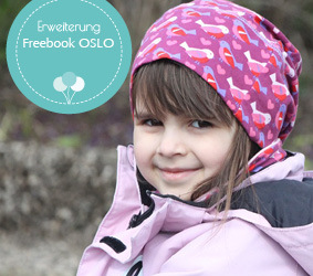 genäht… – {Frühlingsmützen-Erweiterung zum Freebook OSLO}