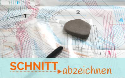 kleine Nähschule – {Wegweiser für den Schnittbogen-Irrgarten}