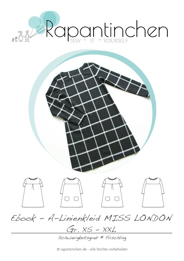 E-Book MISS LONDON