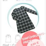 Neues Ebook – Endlich A-Linien-Kleid MISS LONDON
