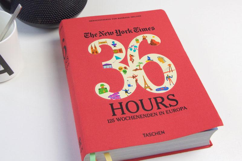 Buchvorstellung – {36 hours – Das Reisebuch}