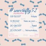 #sewcrafty52 – Insta Photo Challenge 3/17