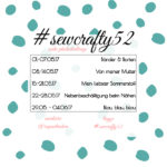 {#sewcrafty52} – Insta Photo Challenge 5/17