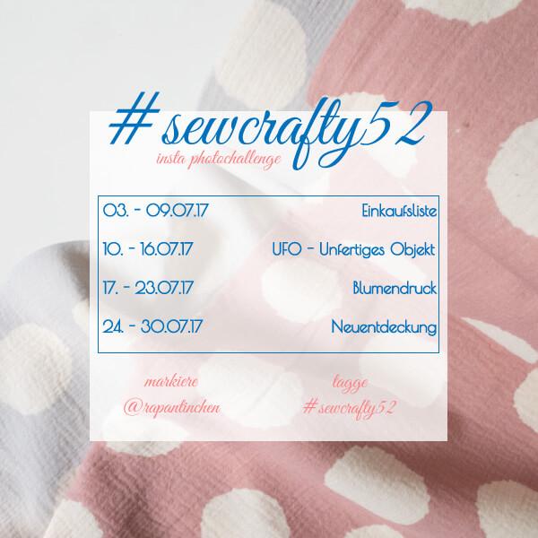 #sewcrafty52 7/17
