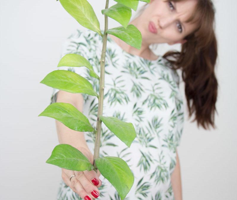 Bluse von Milliblu´s & die Sache mit den selbstgemachten Bildern (Werbung)