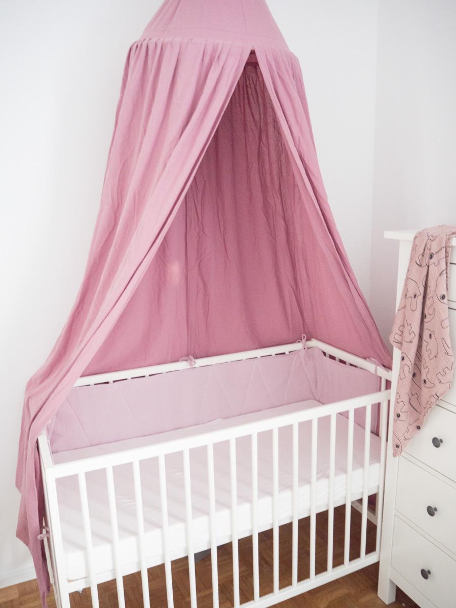 Baby-Nestchen nähen