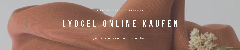 Tencel / Lyocell kaufen im Rapantinchen Onlineshop