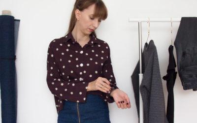 1 Bluse – 3 Styles