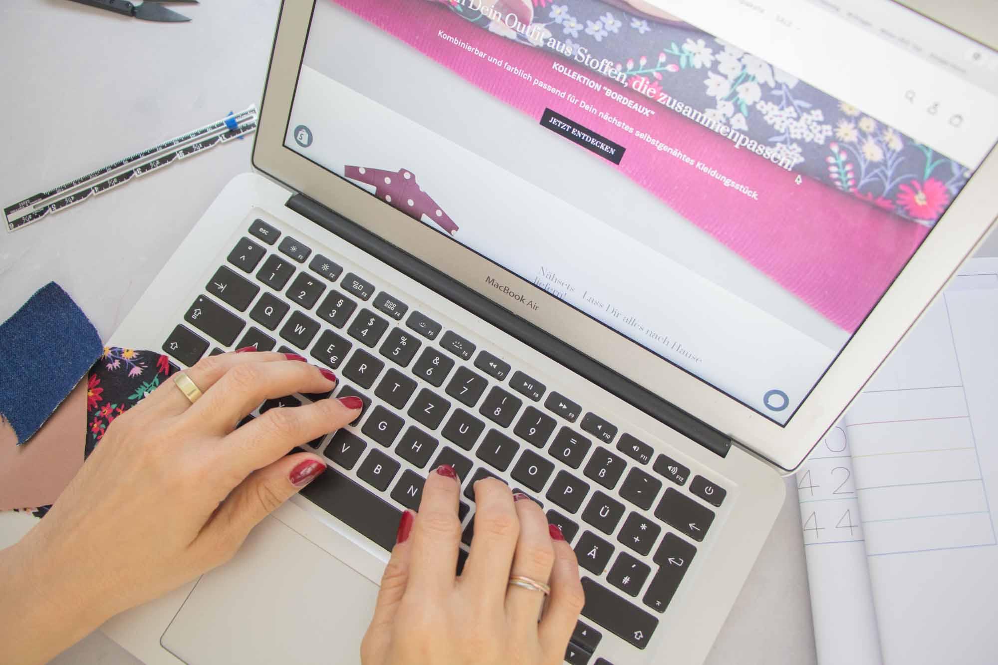 stoffe online kaufen - online shop