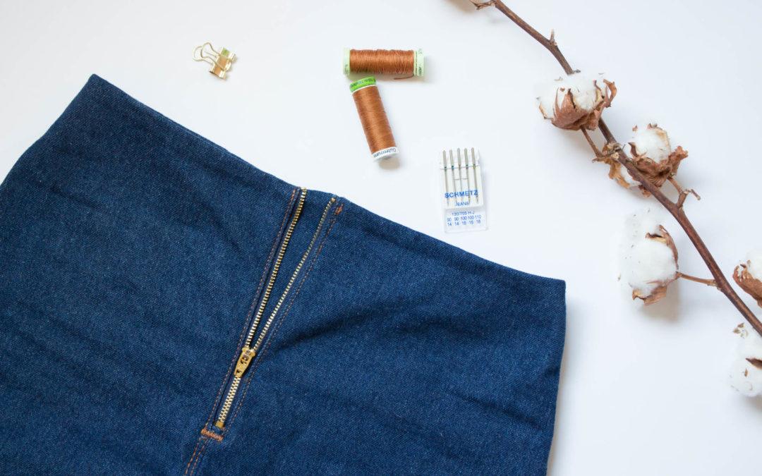 Jeans nähen – Ein Slow Sewing Projekt