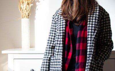 Mein selbstgenähter Mantel – Der #sylviacoatigan aus Woll-Tweed