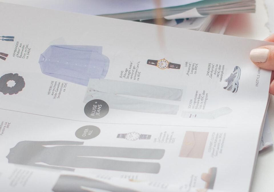 Capsule Wardrobe Teil 2 – 5 Quellen für Nähinspiration